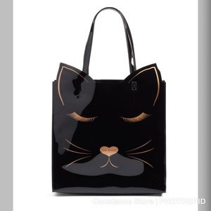 Read Baker Large Cat con Tote Black NWT